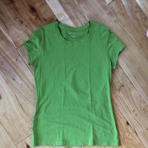 Lime green Banana Tshirt